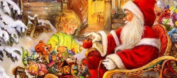Dov E Babbo Natale.Babbo Natale Nel Mondo Storia E Origine Di Santa Claus E Della