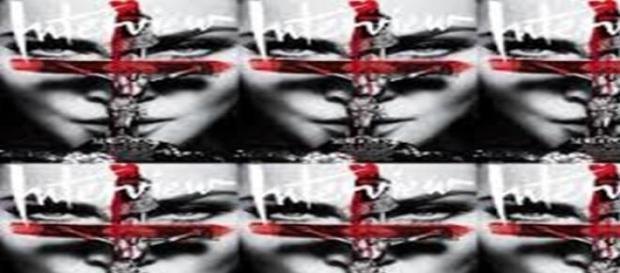 Madonna posa para la Interview Magazine