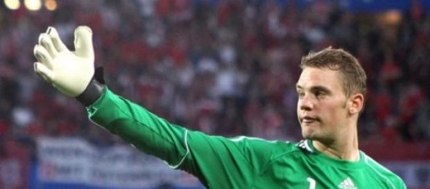 Neuer é um dos finalistas da Bola de Ouro 2014