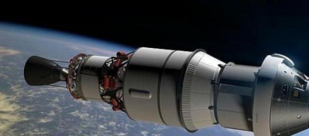 Orión, la nave tripulada que llegará a Marte