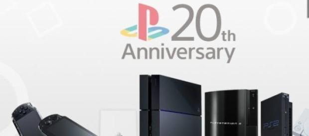 PLAYSTATION fête ses 20 ans