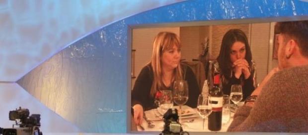 Sharon Bergonzi di Uomini e Donne per Andrea