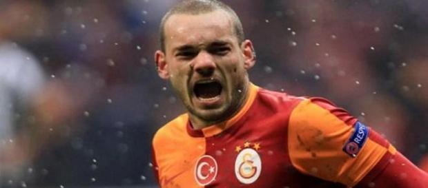 Wesley Sneijder, disavventura in Olanda