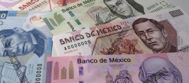 El peso mexicano ante posible crisis.