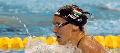 Katinka Hosszu voltou a brilhar em Doha
