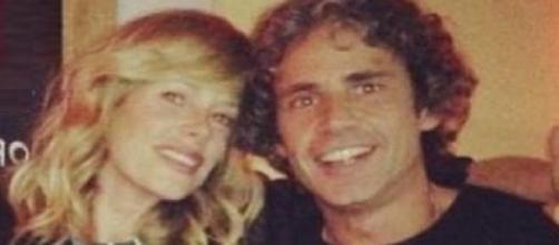 Paolo Calabresi Marconi ed Alessia Marcuzzi