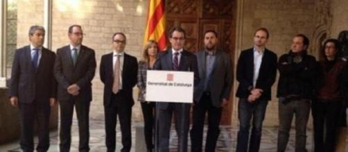 Partidos independentistas afinan acuerdo