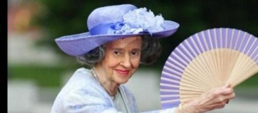 Reina Fabiola de Bélgica  .Reuters