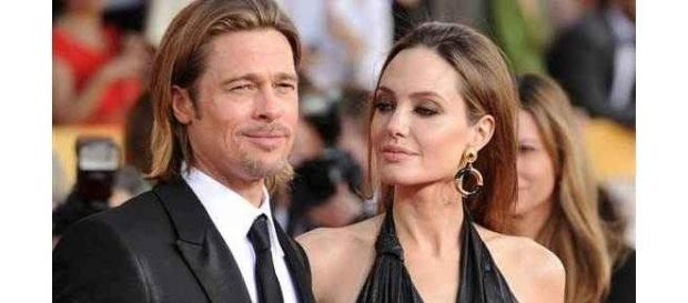 Angelina Jolie y Brad Pitt, pelea en hotel.