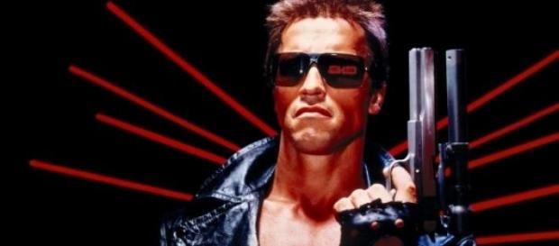 Arnold Schwarzenegger, el robot más famoso.