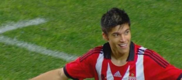 Benfica tenta assegurar argentino Correa