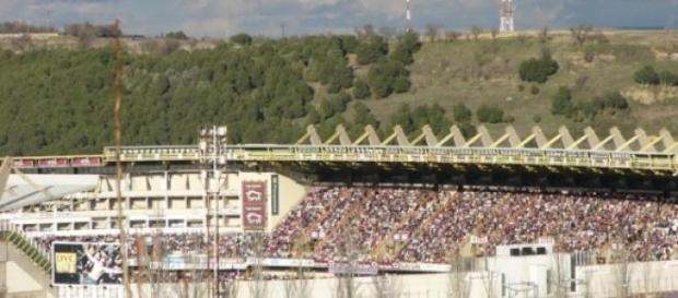 El Estadio Nuevo José Zorrilla.