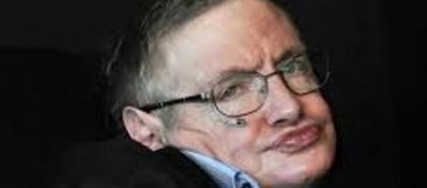 El famoso Stephen Hawking.