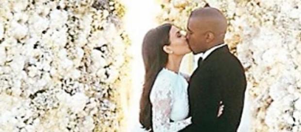 Foto publicada no Instagram de Kim Kardashian