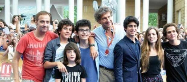 Il cast di 'Braccialetti Rossi'