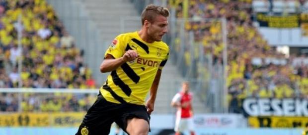 Il Dortmund di Ciro Immobile, ultimo in classifica