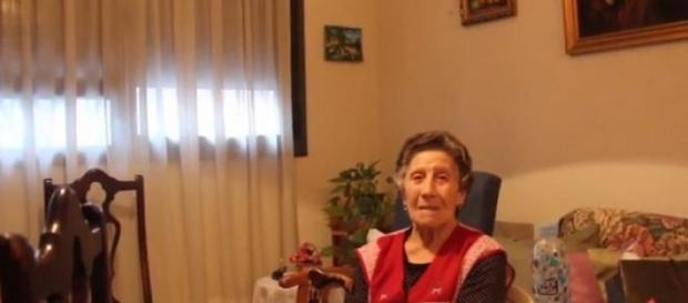 Una anciana queda sin su piso