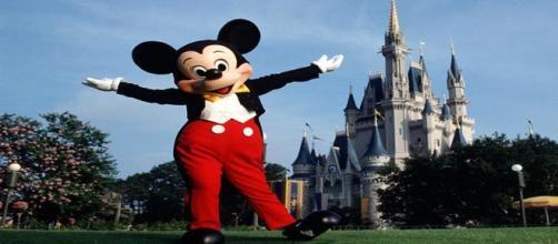 Disneyworld parque de atracciones estados unidos