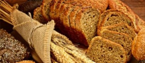 Diversi alimenti che contengono glutine