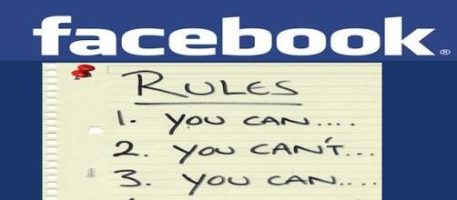 Facebook, nueva normativa.