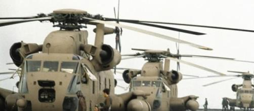 Forças americanas efectuaram operação de resgate