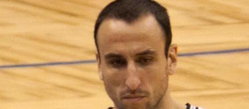 Ginóbili sigue siendo fundamental en los Spurs.