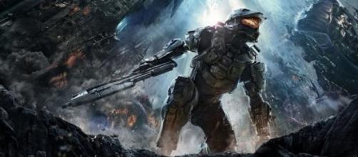 Imagen del videojuego Halo 4.