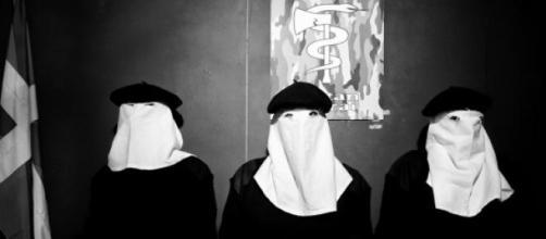 Miembros de la organización terrorista ETA.