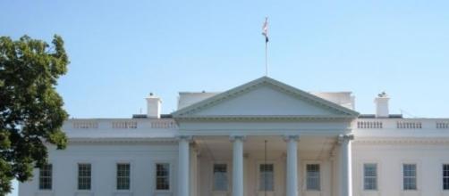 Nella foto, la Casa Bianca, Washington D.C.