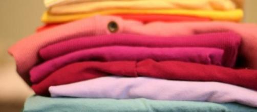 Veja como doar roupas usadas