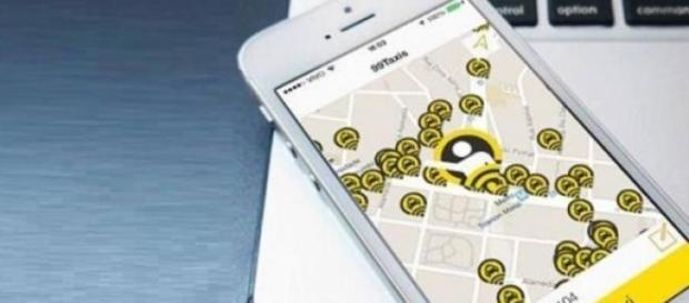 99Taxis: Aplicação permite chamar táxis