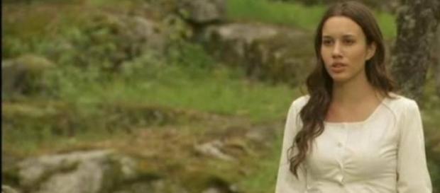 Aurora, figlia di Pepa e Tristan, il ritorno
