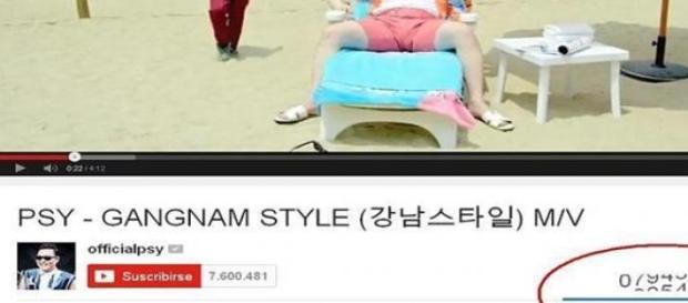 """Gangnam Style"""" y el baile del caballo"""