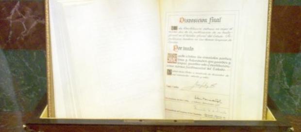 La incumplida Constitución del 78, ¡felicidades!
