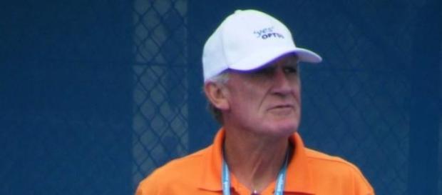 Tony Roche, ex-treinador de Roger Federer