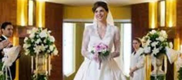 Velvet: il matrimonio tra Alberto e Cristina.