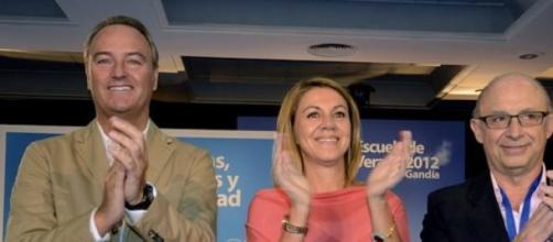 """""""No sabemos si Podemos e IU son la misma cosa"""""""