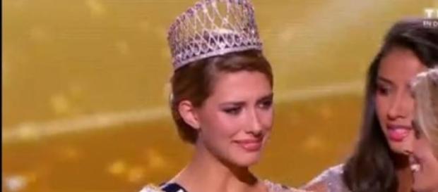 Camille Cerf est Miss France 2015