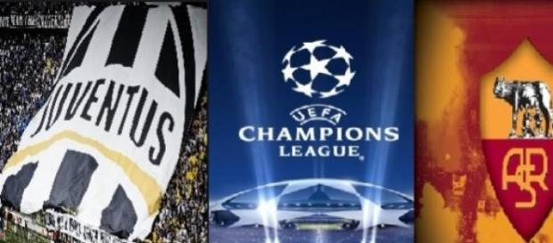 Champions, info Juve-Atletico, Roma-Manchester C.
