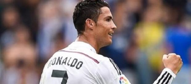 Cristiano Ronaldo, autor de los 3 goles