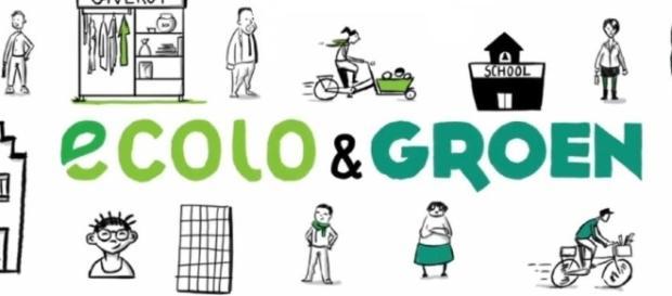 Ecolo + Groen - Belgique - CC BY