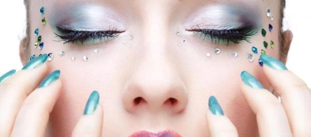 El maquillaje màs de moda para las fiestas.