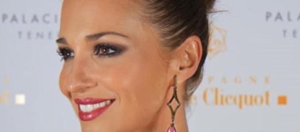 Paula Echevarria attrice protagonista di Velvet.