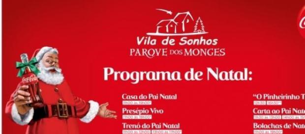 Programa da «Vila de Sonhos»