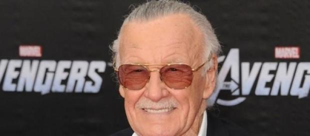 Stan Lee, creador de cómics
