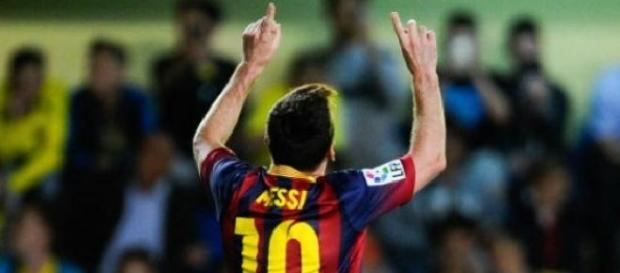 Tras su hat-trick, Messi suma ya 14 goles en Liga.