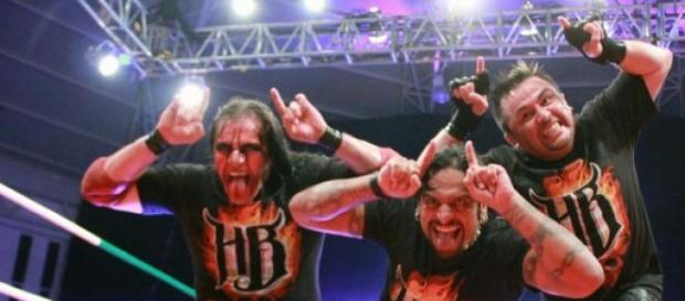 ¨El Cibernético¨ y ¨Los Hell Brothers¨