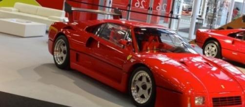 Ferrari sempre presente al Motor Show di Bologna