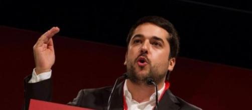 João Torres o Secretário-geral da JS reeleito