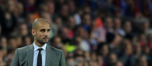 Pep Guardiola, entrenador de fútbol